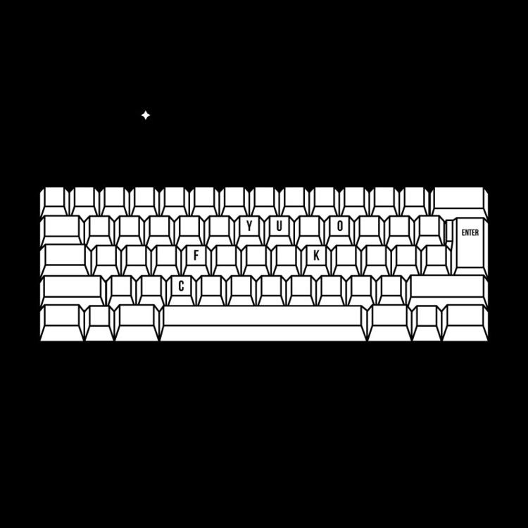 keyboard, Fuckyou - rqsct | ello