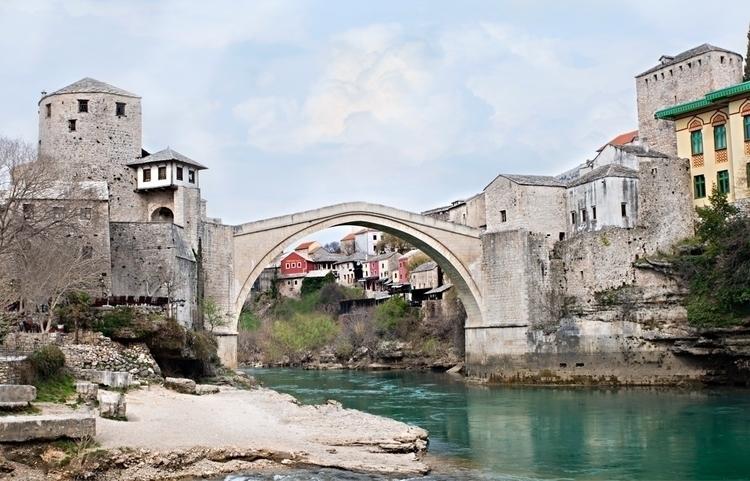 Mostar, Bosnia meet Love city!  - brittanymcanally | ello