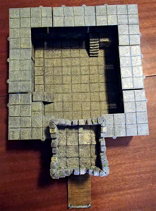 Finally haul Dwarven Forge cast - antiochcow | ello