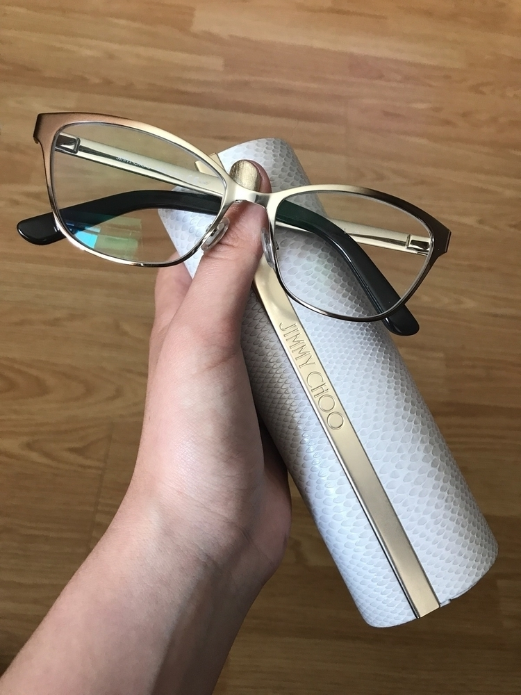 ADORE Jimmy Choo reading specs - faerysage | ello