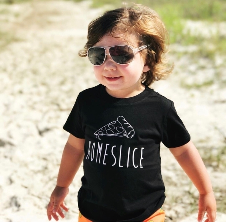 Maverick rocking homeslice tee  - littlewarriorsapparel | ello