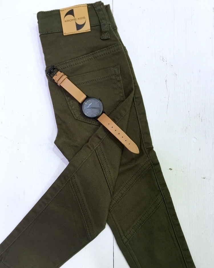 Khaki skinnies watch Skinnies o - kromekids | ello