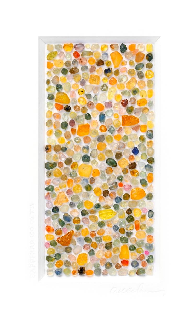 Rough Sapphires, 16x20. - phase - christophermarley | ello