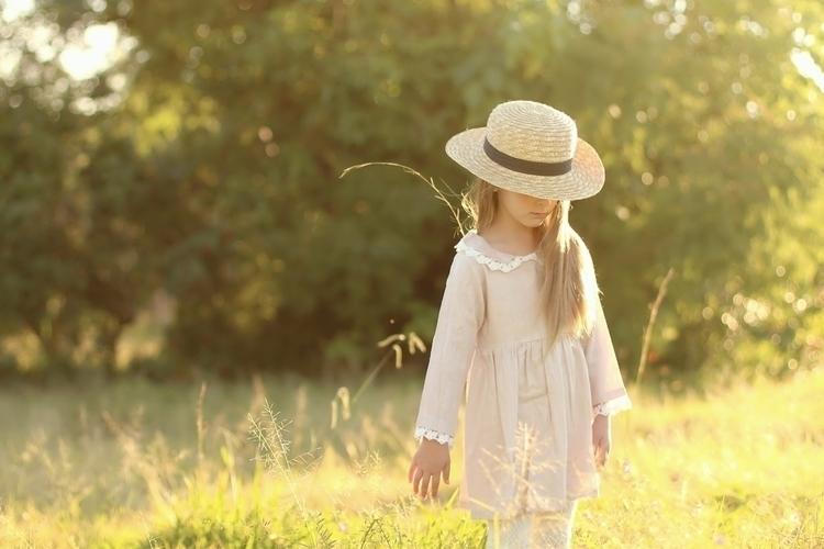 Walk wildflowers Ava wears dres - ratbag_stylin | ello