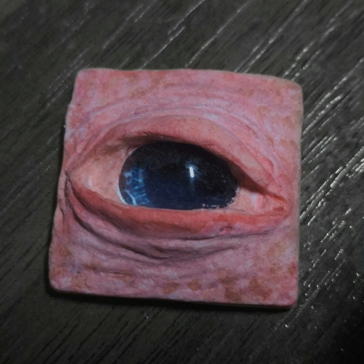 sculpture, eye, process - doitforshrek | ello