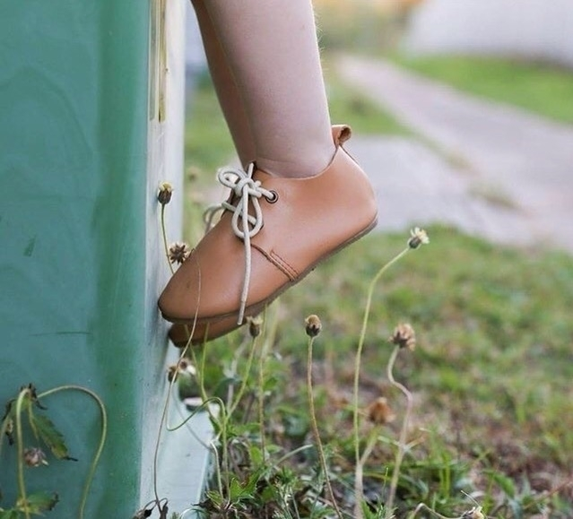 wee oxfords classic tan wardrob - justray_baby | ello