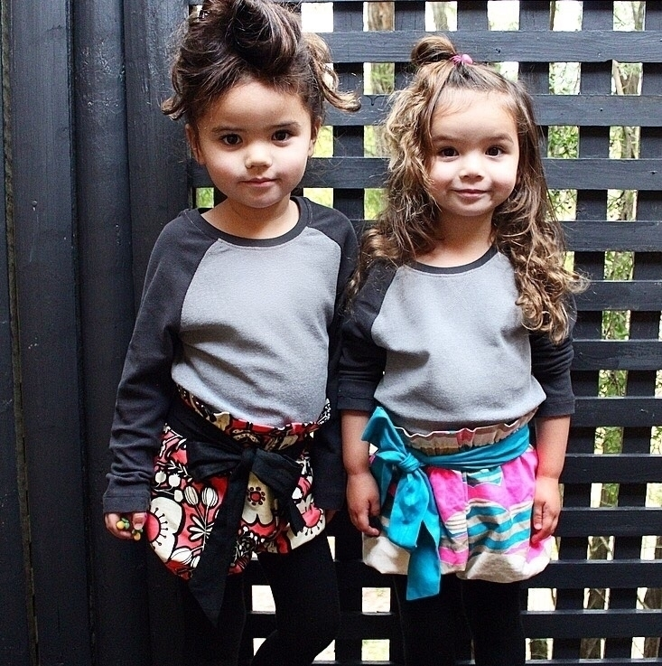 Gorgeous sisters matchy matchy - dd_apparel | ello
