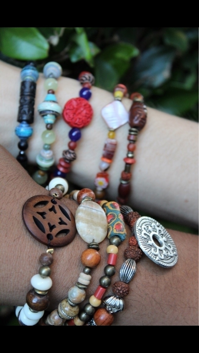 arm candy men women...headed Et - sistasjewelry | ello