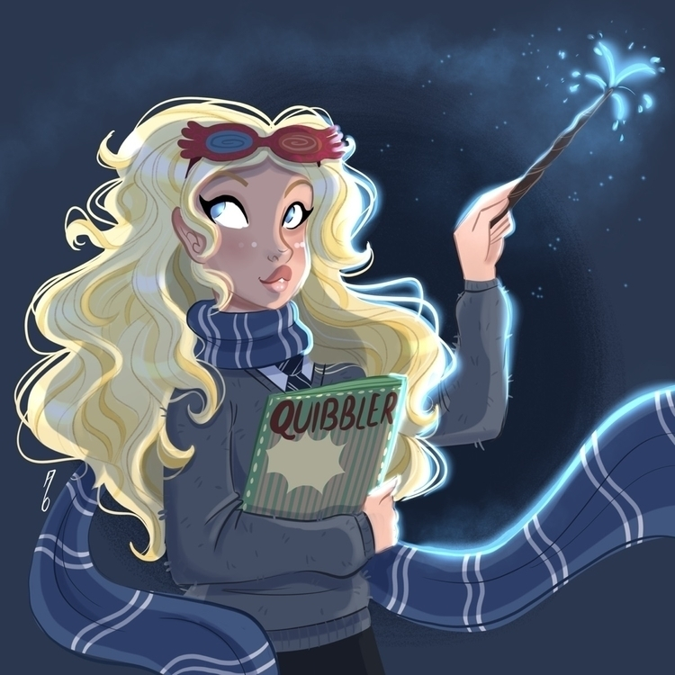 tribute Harry 20th Birthday - lunalovegood - mustashleigh | ello