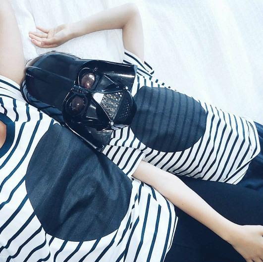 match mini? Darth Vader bit mat - xnothelabel | ello
