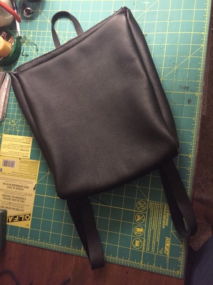attempt backpack pretty good jo - twinflameleatherco | ello
