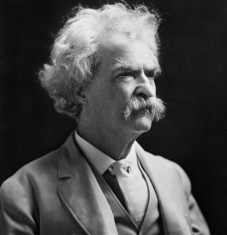 Samuel Clemens (Mark Twain - milanostphn | ello