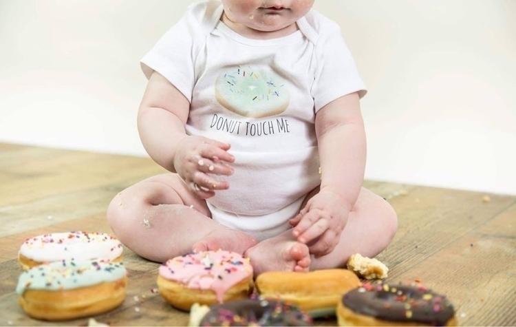 Donut Touch Onesies tshirts 4t - littleposhbabes | ello