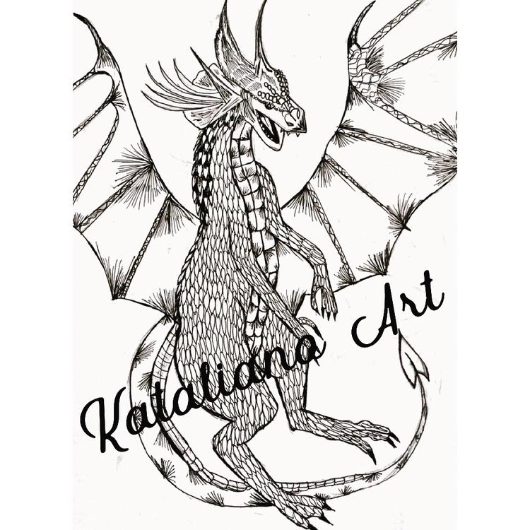 check art page Facebook Katalia - nataliebetts27 | ello