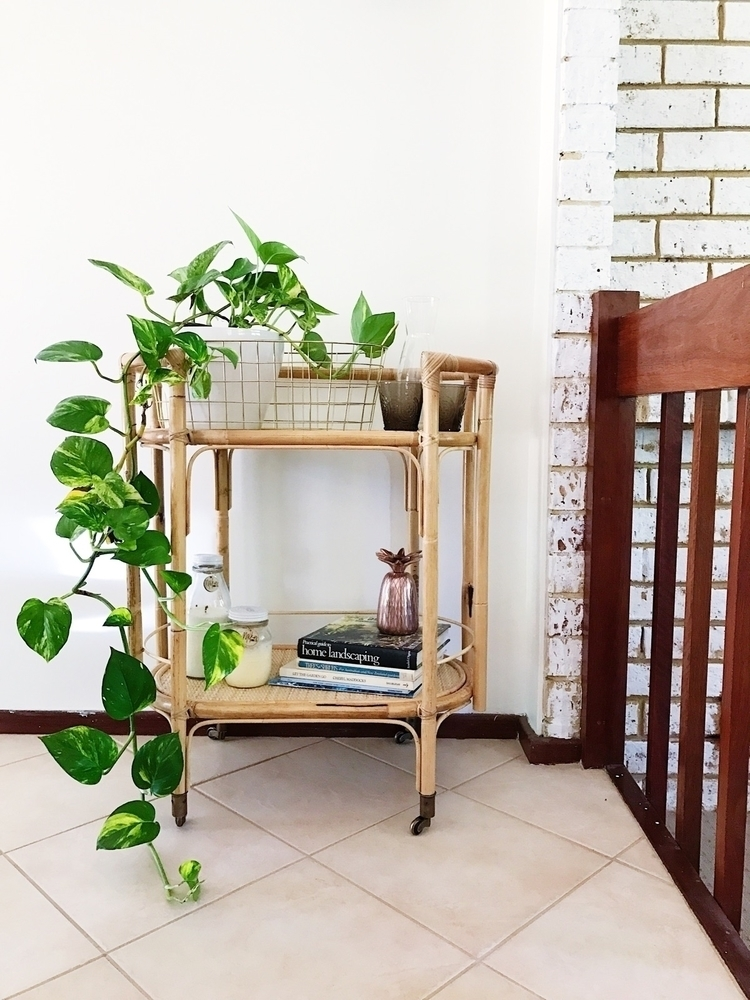 drink cart Ello figuring - JUNGALOWSTYLE - thestyletrees_interiors | ello