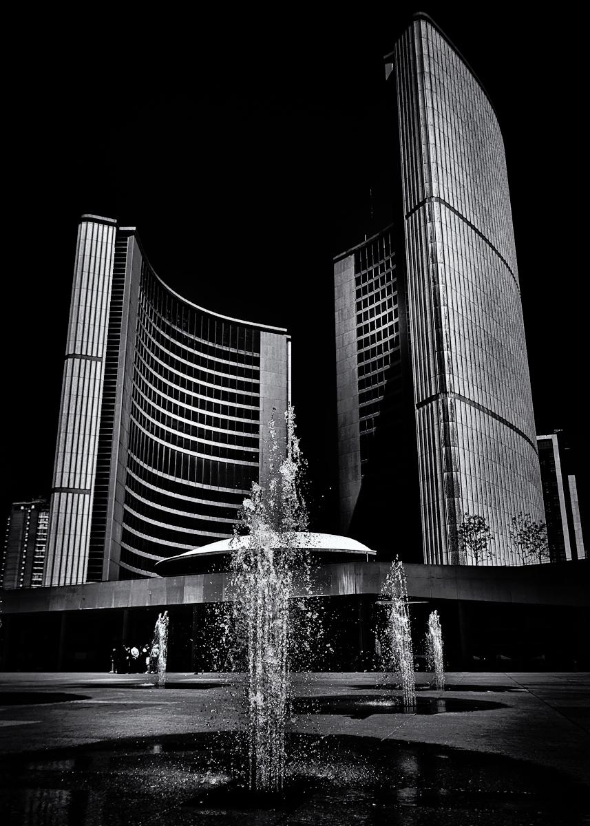Toronto City Hall 7. 1957 inter - thelearningcurvephotography | ello