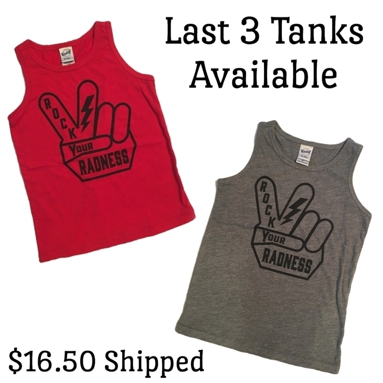 3 Rock Radness tanks left selli - untamedminis   ello