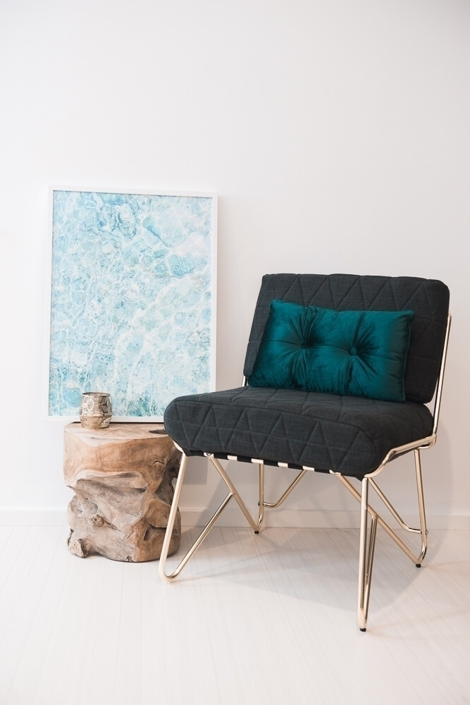 Ripple | 50x70cm IKEA frame Pho - elementalprints | ello