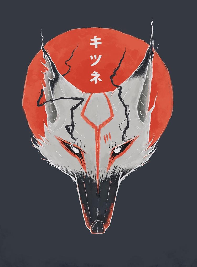 Kitsune - mwstandsfor | ello