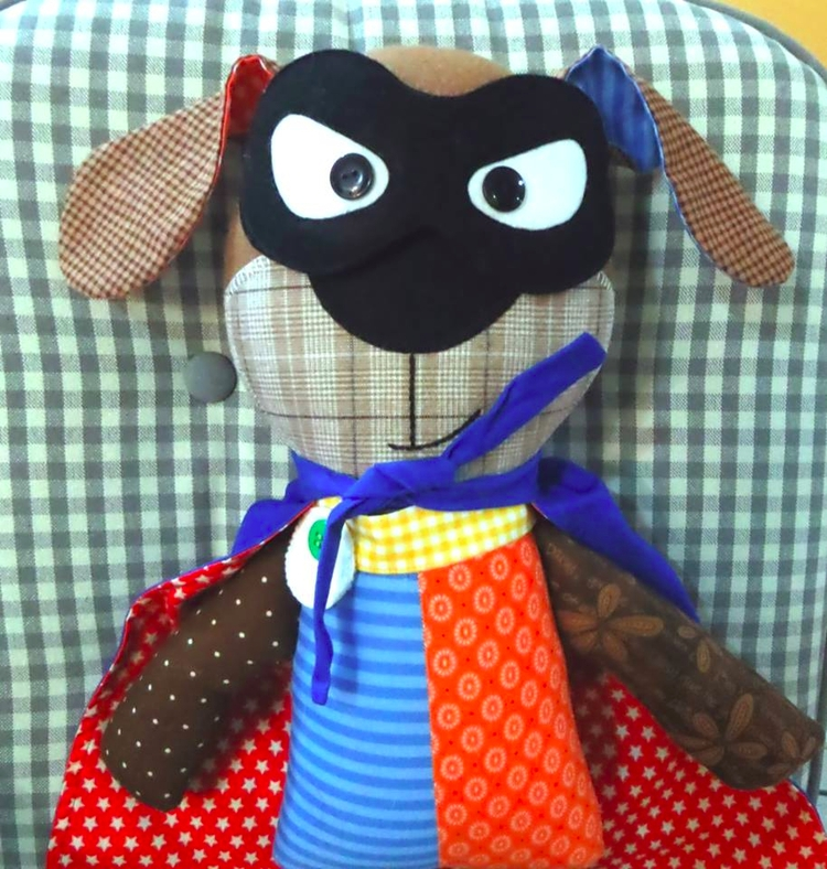 Super Dog! toys dog quilts book - theredbootquiltco | ello