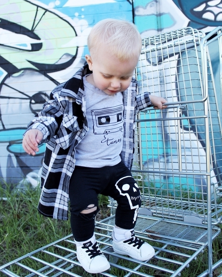 learning jump cute  - kidz_fashion - jellybean_and_us | ello