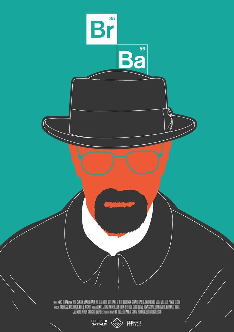 Heisenberg - illustration - federicogastaldi | ello