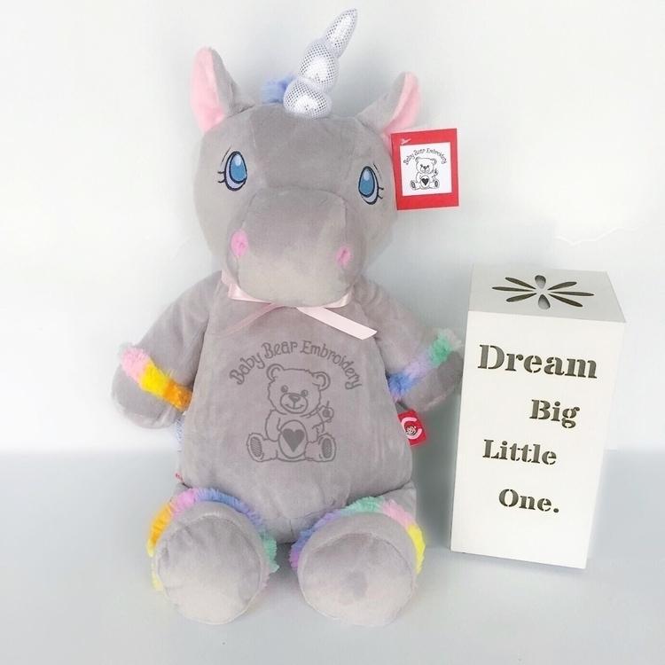 Super excited announce grey uni - babybearembroidery   ello