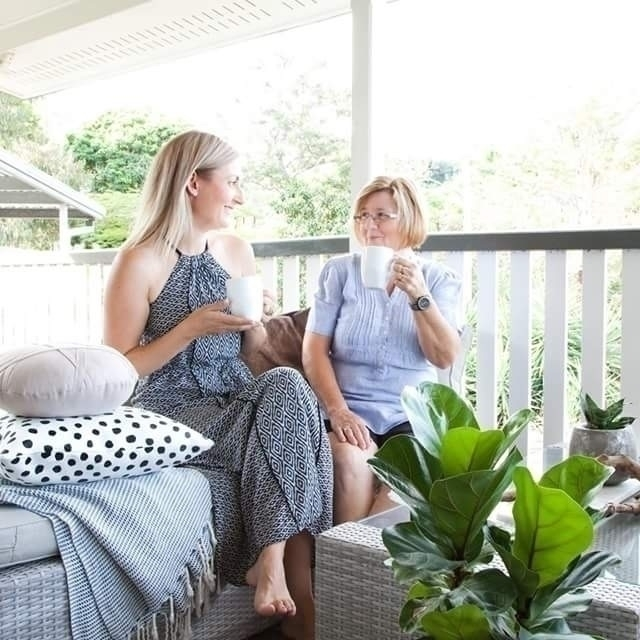 Tea - timefortea, deckstyling, deckdecor - cotton_and_thread | ello