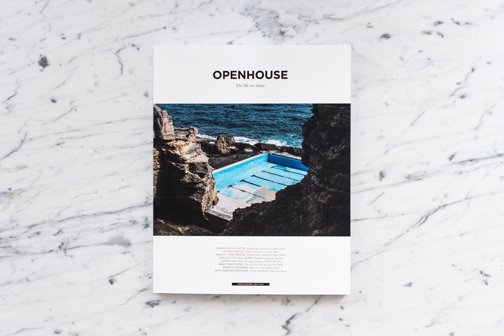 Openhouse magazine dedicated cr - futurepositive | ello