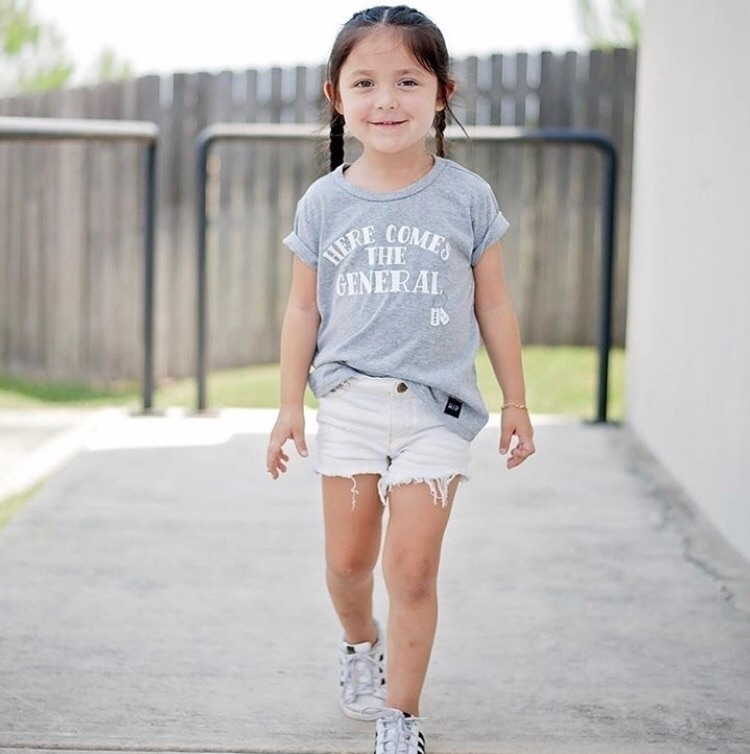 General, nod Grey CAMO! General - hipkidapparel | ello