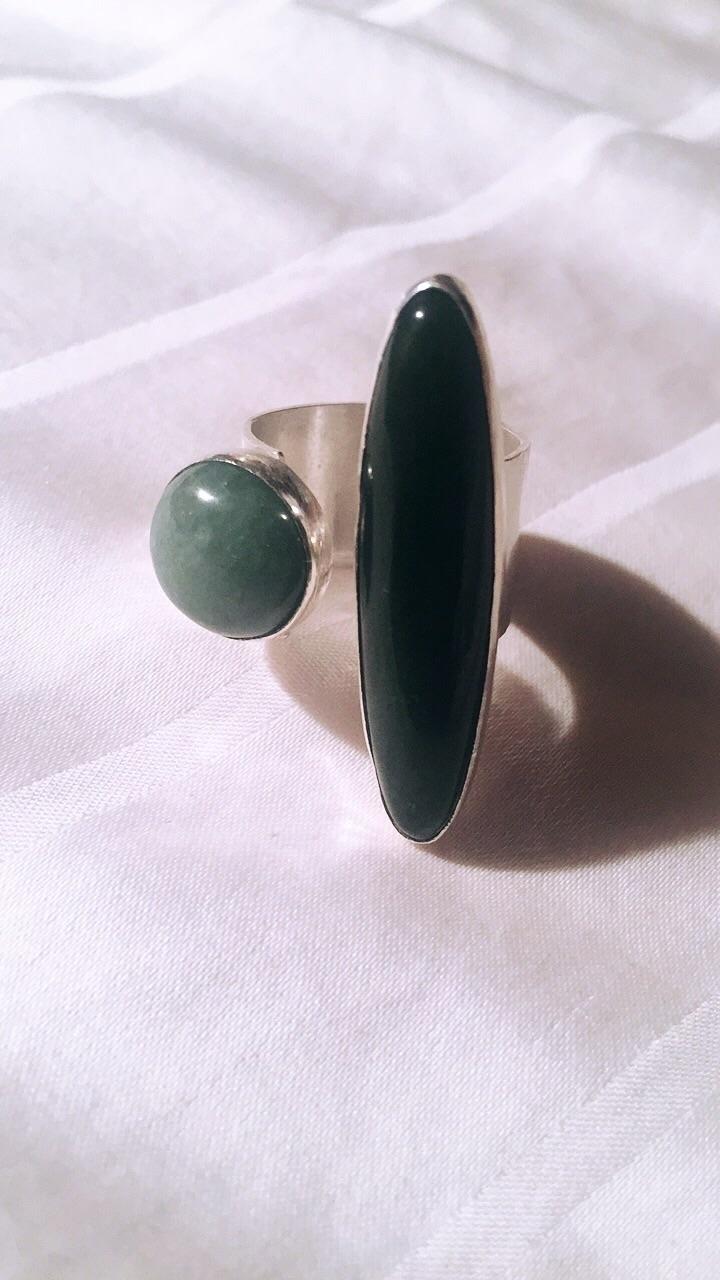 aventurine, jade, jewelry, customjewely - blncgvr | ello