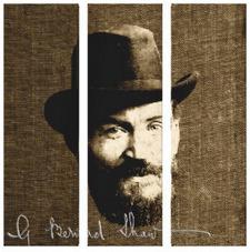 Young Bernard Shaw - asoknath | ello