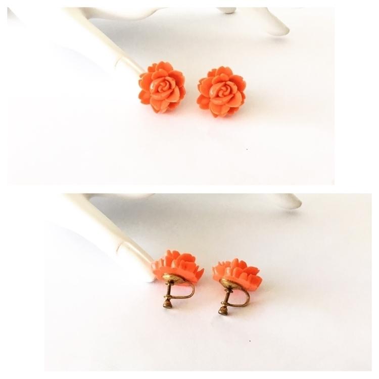 Wear beautiful rose shaped cora - jewelrybubble | ello