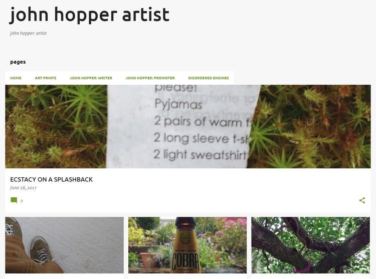 ***JOHN HOPPER ARTIST*** John H - johnhopper | ello
