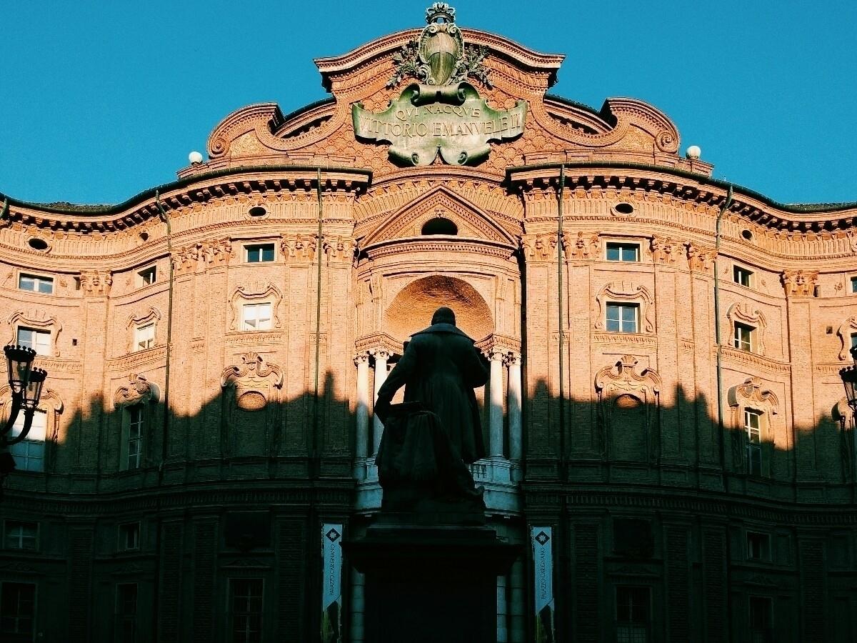 Palazzo Carignano, Turin - turin - worrier-warrior | ello