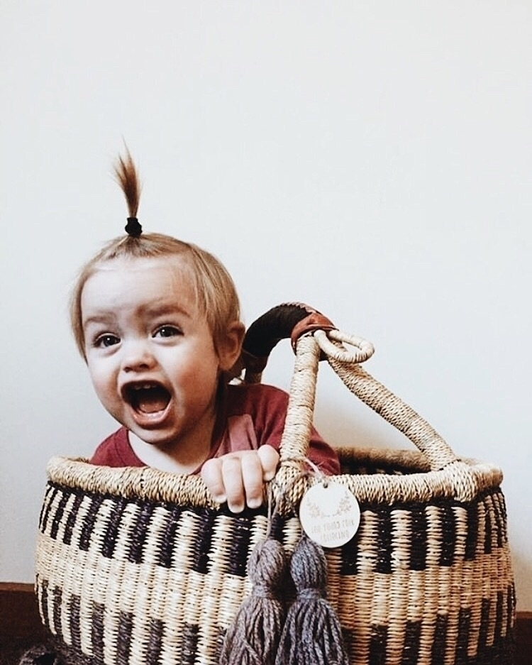 Babes baskets | obsessed super  - theyoungfolkcollective | ello