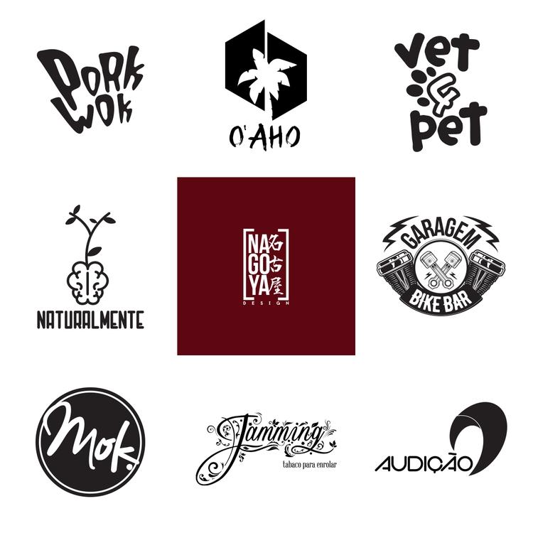 logos developed NAGOYA design s - yamakoshiken | ello