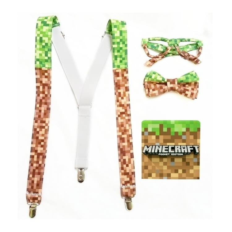 inspired accessories - Minecraft - sweetlookscollection | ello
