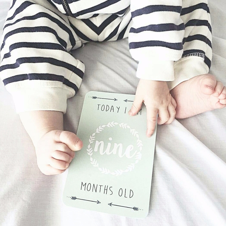 Tiny baby hands + feet! cuter - keepsake - blossomandpear | ello