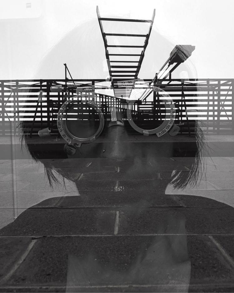 |||| - photomontage, blackandwhitephoto - livetransmission | ello