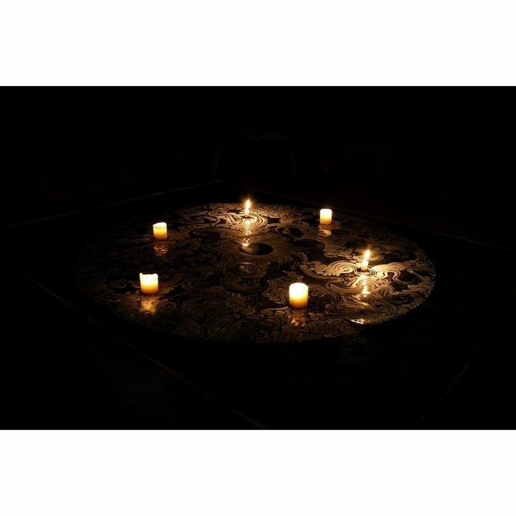 Ritual spirit  - training, handmadefont - yellabor | ello