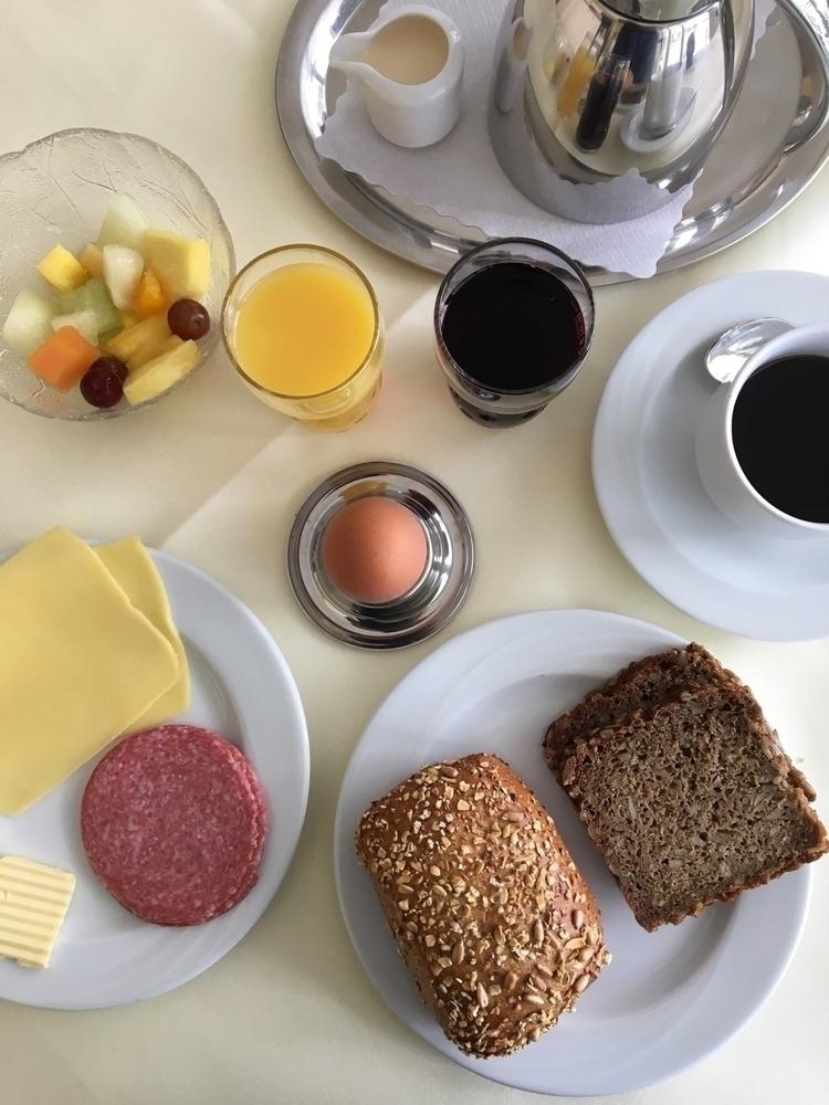 day started… Good Morning Aller - rowiro | ello