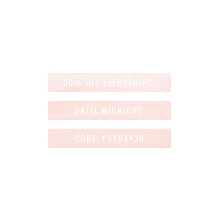 SALE 30% Code: PAYDAY30  - sale - prints279 | ello