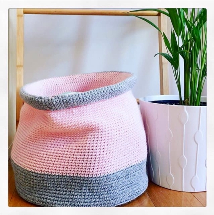 Custom order, grey/pink large y - sashcreativedesigns | ello