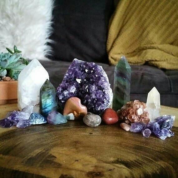 Epic crystal set Flash Sale $95 - wildandfreepeople | ello