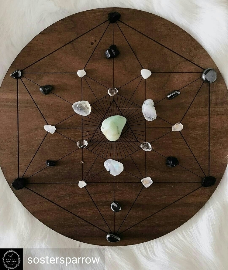beautiful Grid Ajna activation  - sacredservicereiki | ello