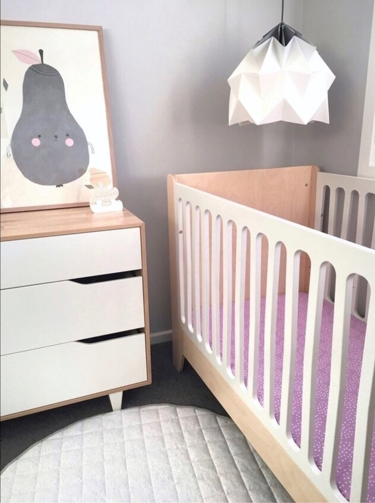 Beautifully styled nursery feat - pearandco | ello