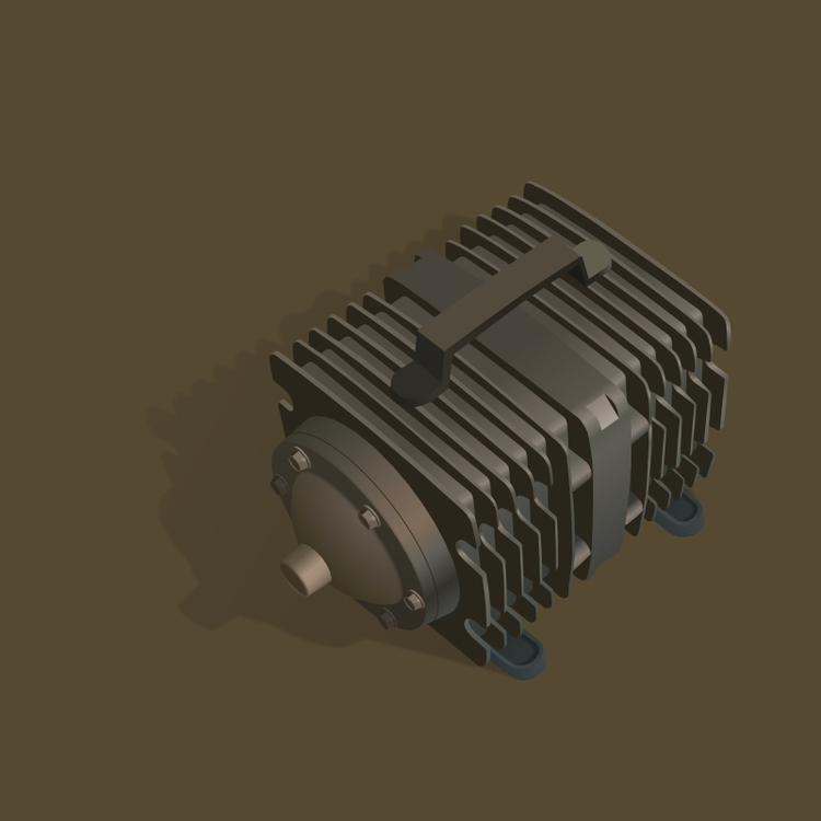 042 - airblower motor - c5eu2 | ello