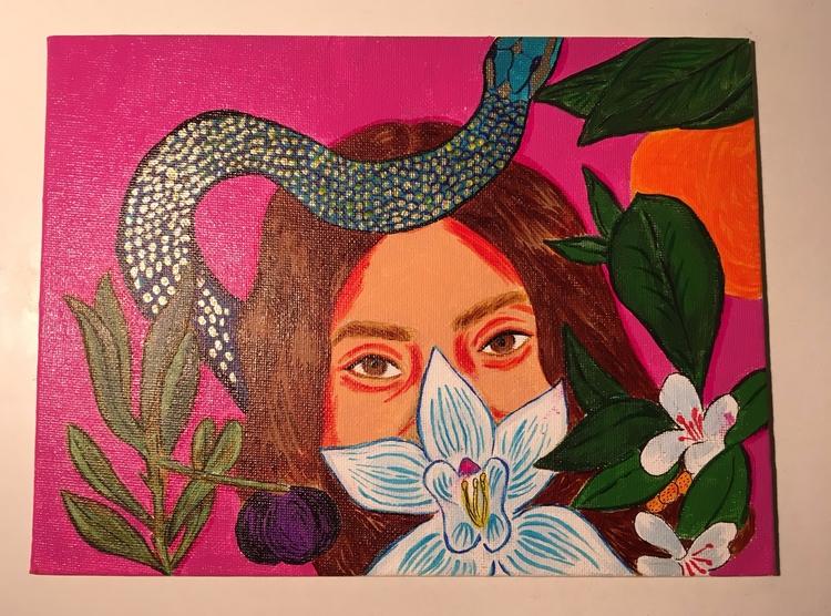 illustration, nafri, iamnafri - meriamk | ello