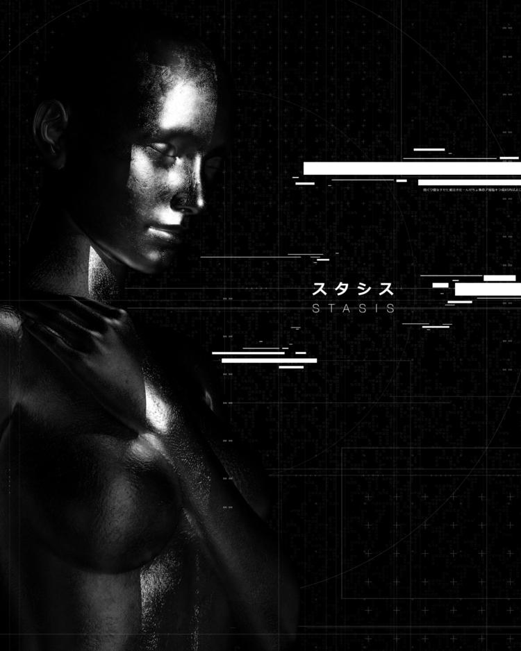 STASIS  - photoshop, render, 3d - timsandwick | ello